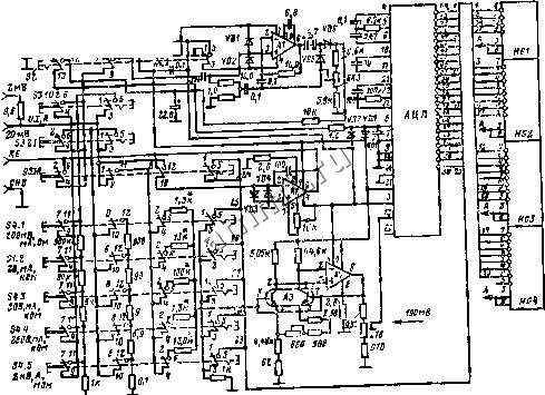 сигнал 20п принципиальная схема