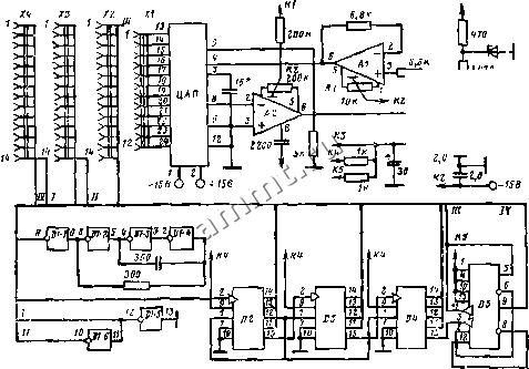 параметры электрических схем